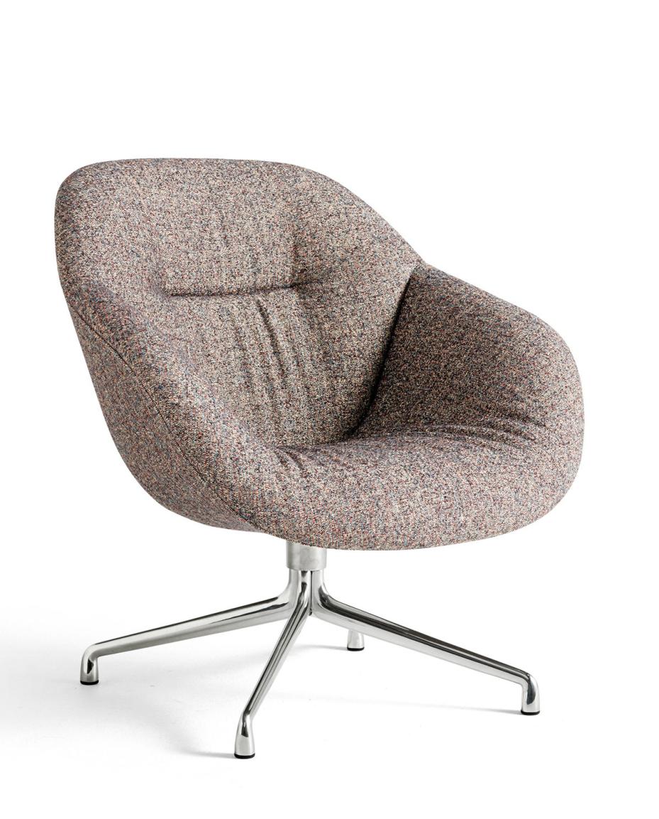 Stuhl About A Lounge Chair AAL20 swarm von HAY