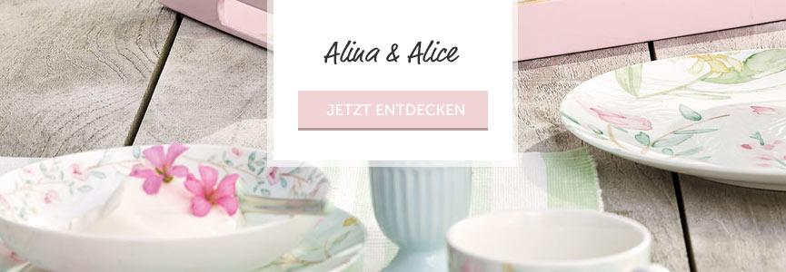 Alina und Alice